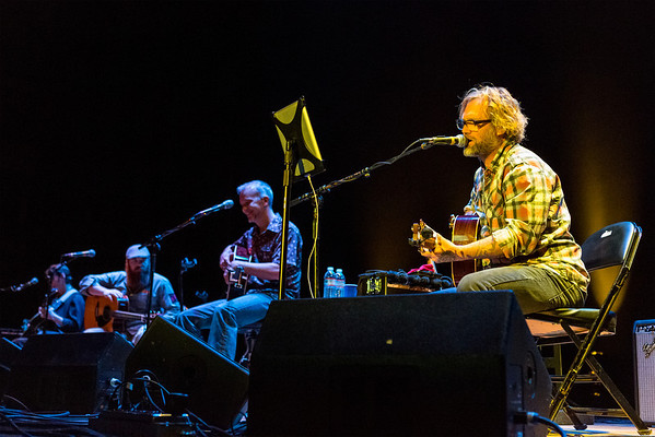 Anders Osborne of the SOUTHERN SOUL ASSEMBLY