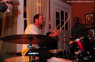 Wixon's living room 2008
