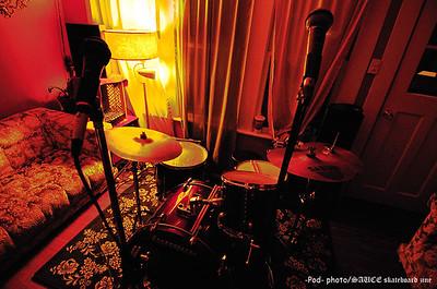 Wixons living room 2008