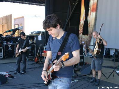 John Mayer - 15 July 2003 - Sleeptrain Amphitheater - Marysville, CA