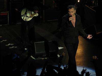 Morrissey - 27 Apr 07 - Bob Hope Theatre - Stockton, CA