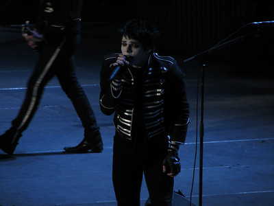 My Chemical Romance - 15 Mar 07 - Oakland Arena - Oakland, CA