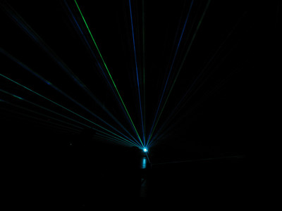 Pink Floyd Laser Spectacular - 11 May 07 - Wells Fargo Performing Arts Center - Santa Rosa, CA