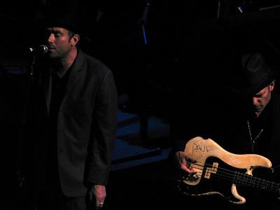 The Good, The Bad & The Queen - 29 Apr 07 - Regency Ballroom - San Francisco, CA
