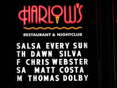Thomas Dolby - 12 Mar 07 - Harlow's - Sacramento, CA