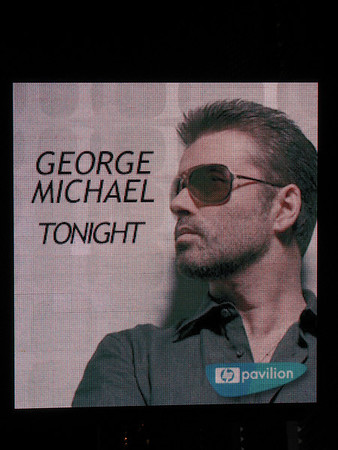 George Michael - 19 Jun 08 - HP Pavilion - San Jose, CA