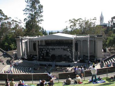 True Colors Tour (The B-52's, Cindy Lauper, et al) - 29 Jun 08 - Greek Theatre - Berkeley, CA