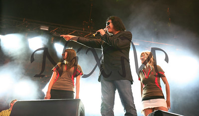 gene simmons, capital ex 2009