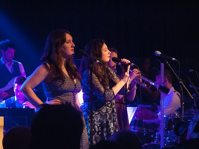 The Unthanks (Leeds Irish Centre)