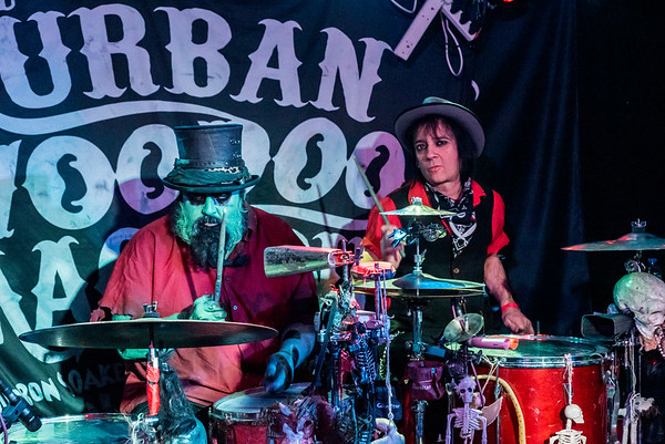 The Urban Voodoo Machine The Cobblestones Bridgwater