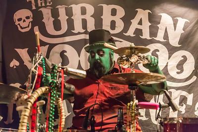 The Urban Voodoo Machine