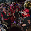 The Urban Voodoo Machine Marching Band