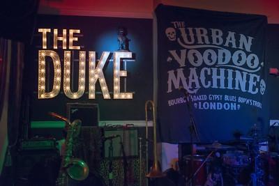 TUVM The Duke Of Cumberland Jan 2016