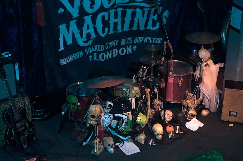 Urban Voodoo Machine