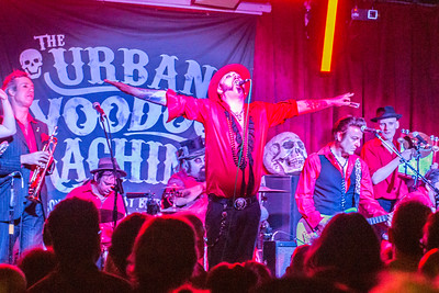 The Urbn Voodoo Machine