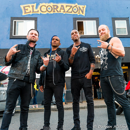 The VEER UNION at EL CORAZON Seattle 6-16-16