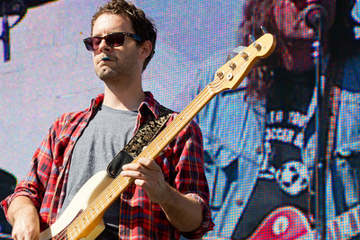 The War on Drugs, 10/14/2012, Treasure Island Music Festival, San Francisco