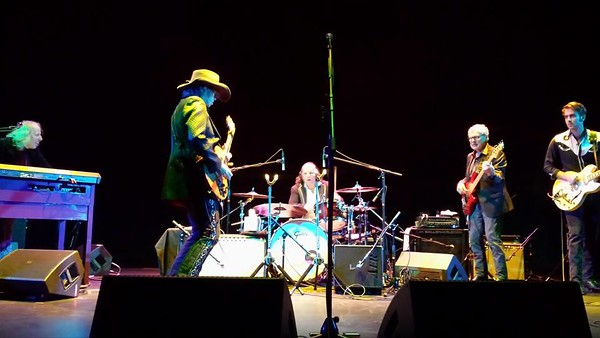 The Waterboys at the Wilbur 2015