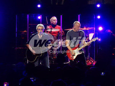 The Who 30-MAR-2017