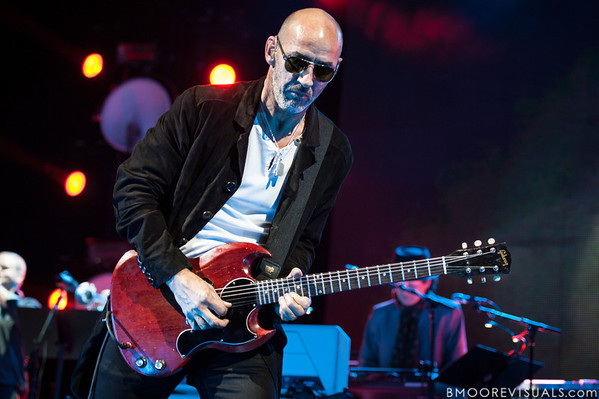 "Simon Townshend of The Who performs ""Quadrophenia"" on November 3, 2012 at Amway Arena in Orlando, Florida"