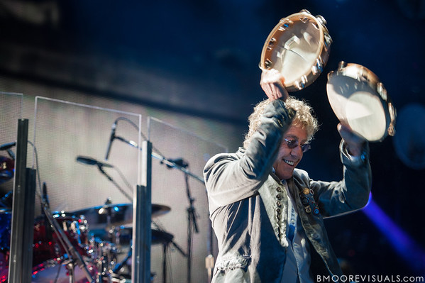 "Roger Daltrey of The Who performs ""Quadrophenia"" on November 3, 2012 at Amway Arena in Orlando, Florida"