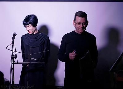 Carya Gish and Alan Pride