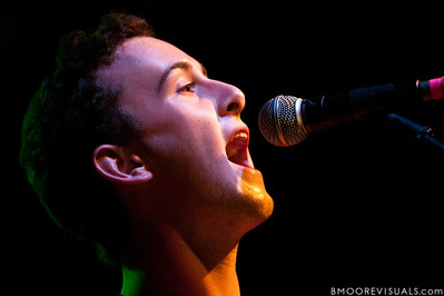 Andrew McKee of The Young Friends performs on September 19, 2010 at State Theatre in St. Petersburg, Florida.