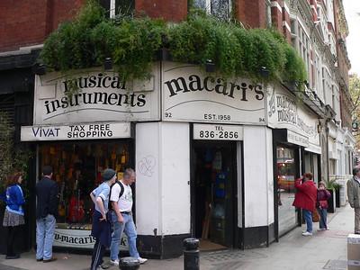 The best Street in London