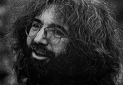 Jerry Garcia / artwork