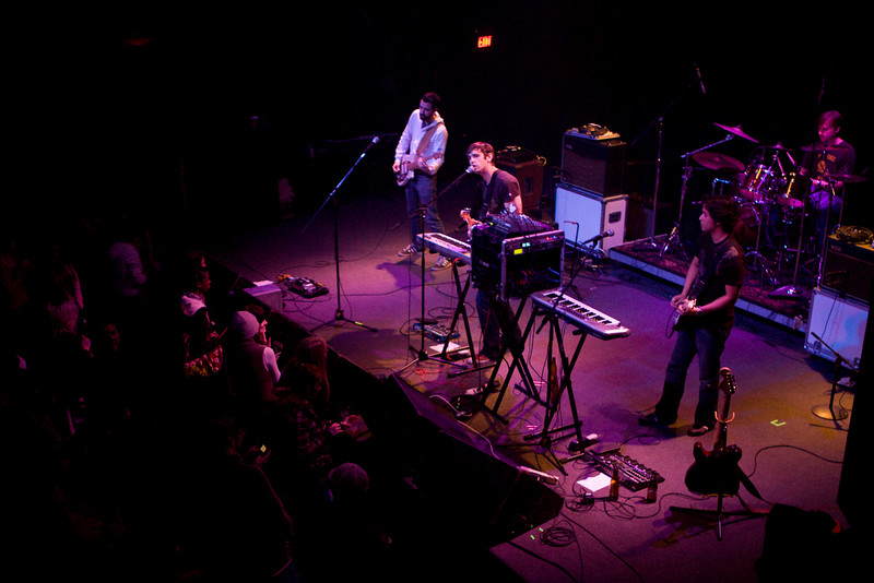 The Vita Ruins live at the 9:30 Club