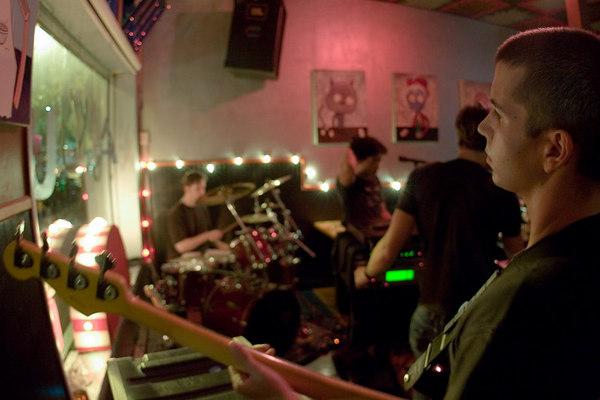 the vita ruins bass player, dave phillips