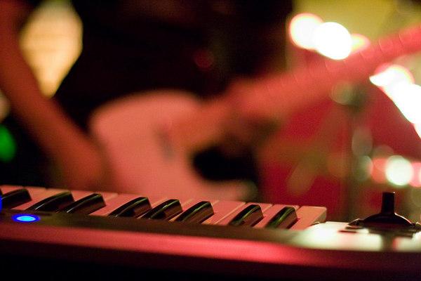 greg balleza on guitar