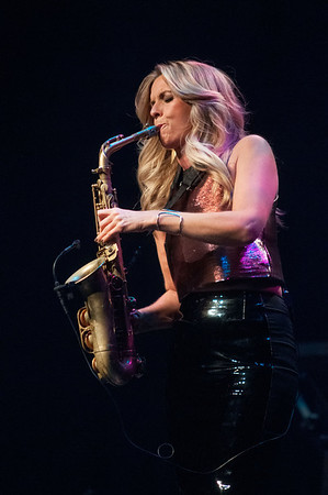 An Evening with Candy Dulfer and Bobby Caldwell @ The Knight Theater 4-6-14