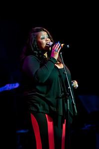 Euge Groove & Maysa @ Halton Theater CPCC 9-6-14