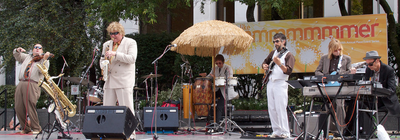 Them Jazzbeards 08-09-2013