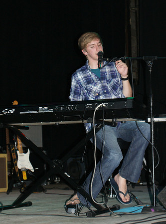 Andrew Riesmeyer: Lead Vocals, Piano, Synth, Guitar