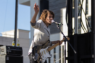 Those Darlins @ Fun, Fun, Fun Fest