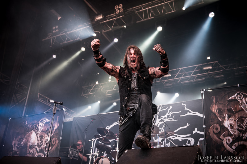 Thyrfing  - Sabaton Open Air 2016