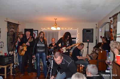 Magic Carpet Ride - house party 3-23-14
