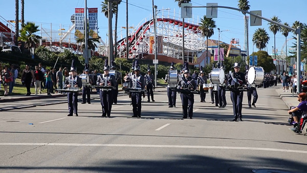 Freedom HS 2014 Santa Cruz Band Review