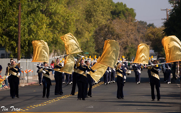 Freedom HS - 2012 Delta Band Review