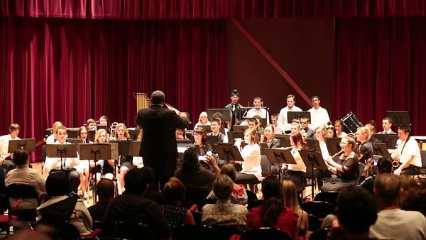 Freedom HS Symphony Band @ LMC Music Festival