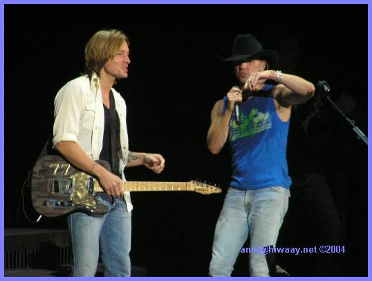 """""""Jack and Diane""""  Keith and Kenny!"""