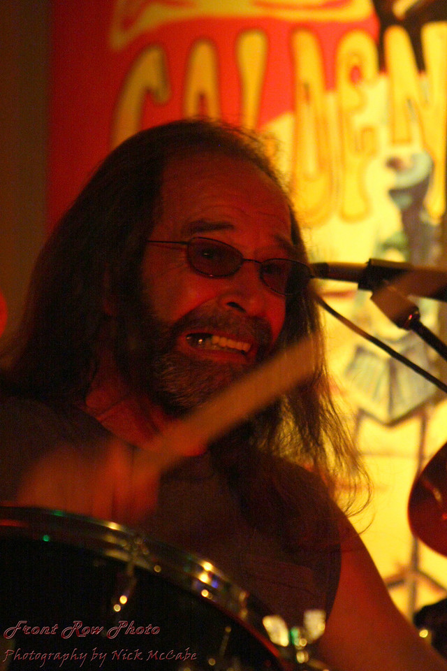 Don Gates, Drums and Vocals