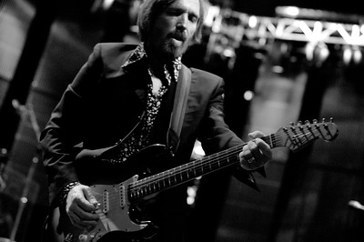Tom Petty performs
