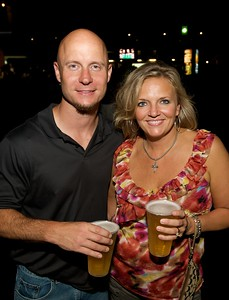 Tony and Michelle Faeth of Independance, KY at Riverbend Thursday for Tom Petty and the Heartbreakers