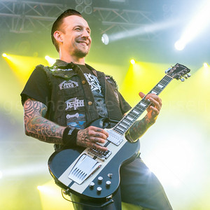 Volbeat at Tons of Rock