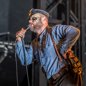 Turbonegro at Tons of Rock