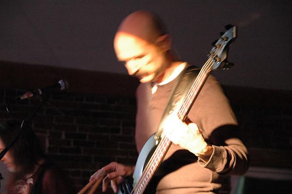 Tony Levin (Resonator Tour) Lowell, MA