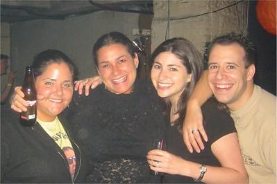 Kenzi, Amy, Amy, Mike